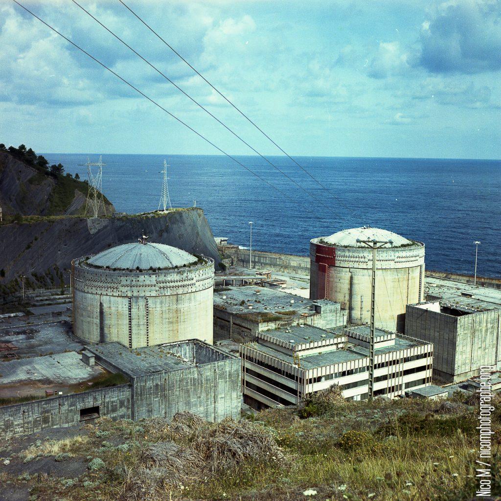 centrale nucleaire, road trip espagne 2016, argentique, Nico M Photographe-7