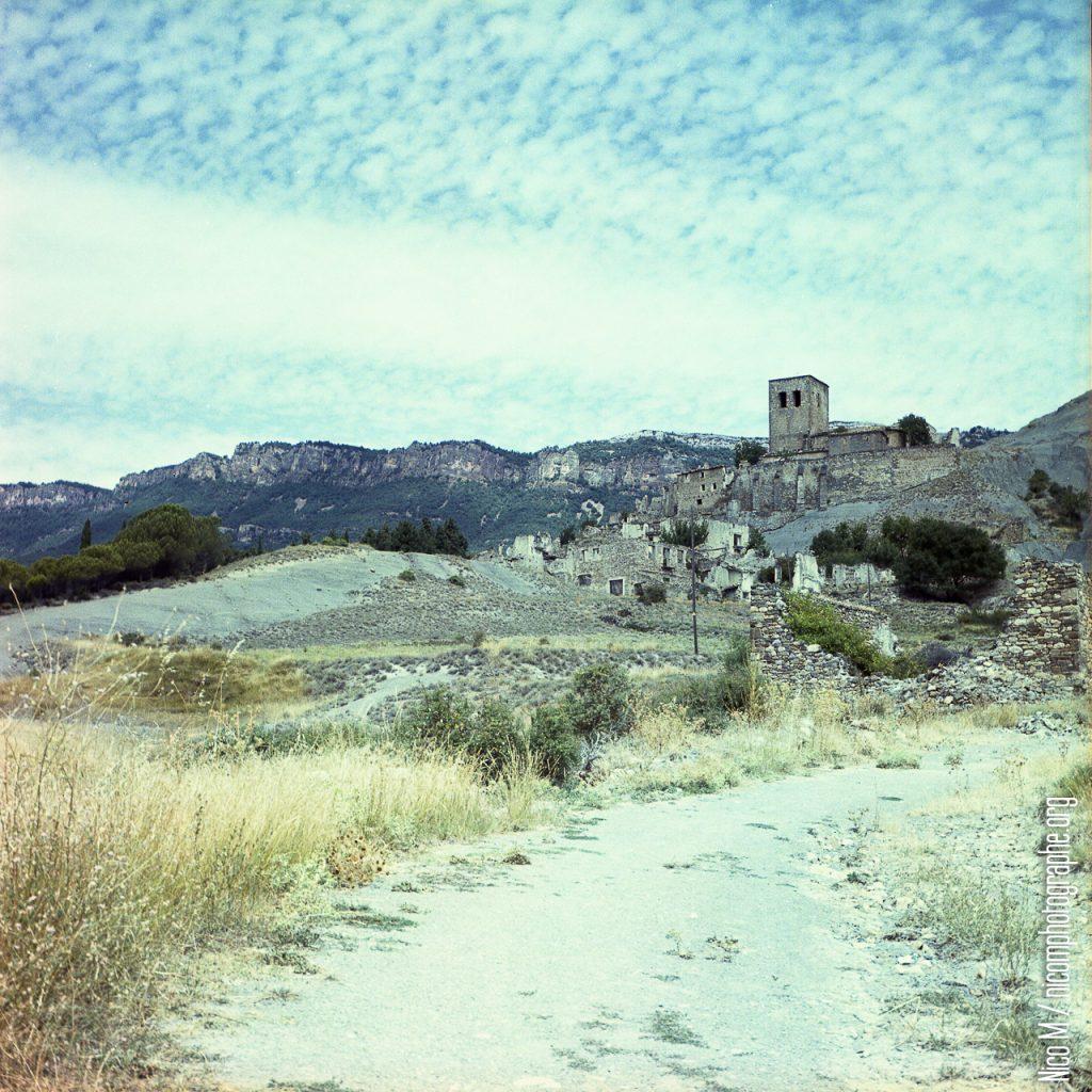 village abandonne, road trip espagne 2016, argentique, Nico M Photographe-20